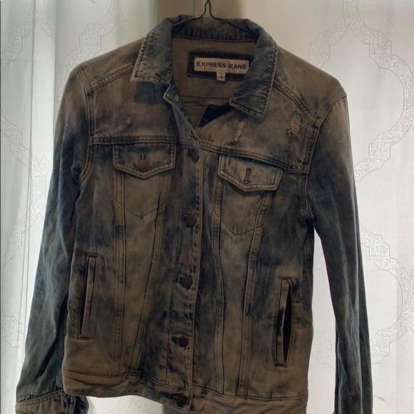 Express Jackets & Blazers - Express Jean Jacket